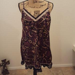 Apt.9 silk lingerie